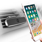 Baseus Double Clip Air Vent Dual Mobile Phone Car Mount Holder